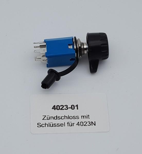 Zündschloss mit Schlüssel für LG 4023