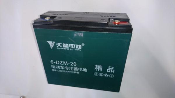 Blei-Gel Akku 12V / 20Ah. für LG 4023