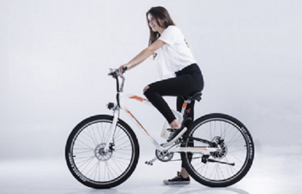 E-Bike Jugendfahrrad R8 E-Mountainbike Elektrofahrrad 7-Gang Shimano 26 Zoll