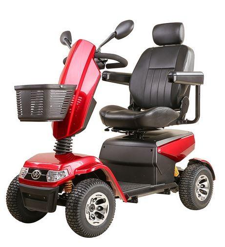 LG 1400 Seniorenmobil / Krankenfahrstuhl / Elektromobil / Scooter