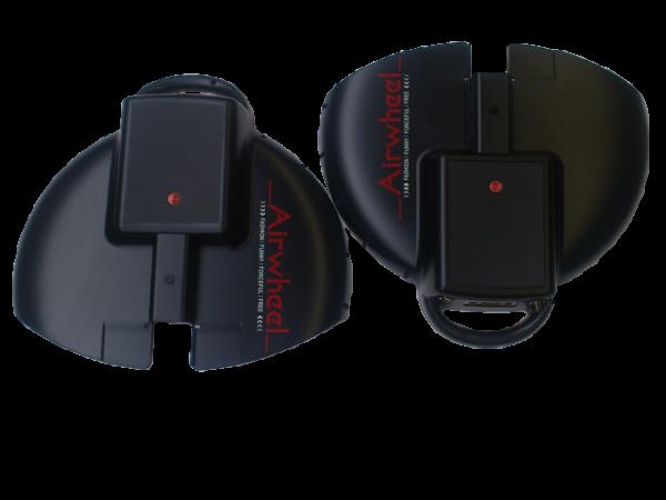 Gehäuse - Set, schwarz für Airwheel X8