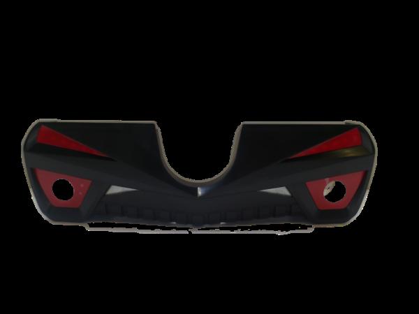 Frontgehäuse. schwarz für V9 / U3