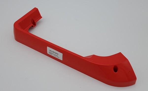 Gehäuseschale - Boden - Links - Rot für LG LX5
