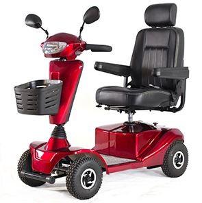 LG 4022 mit STVZO Seniorenmobil / Krankenfahrstuhl / Elektromobil