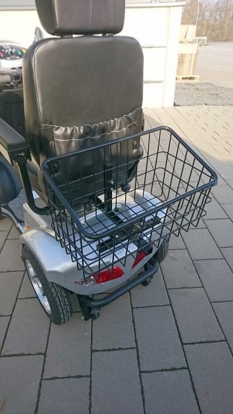 Heckkorb XXL mit Halter für Elektromobile