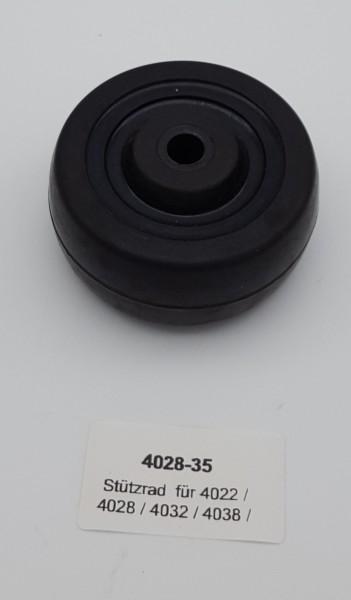 Stützrad für LG 4022 / LG 4028 / LG4032 / LG 4038 / LG 4049