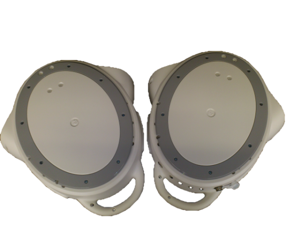 Gehäuse-Set, weiß für Q5