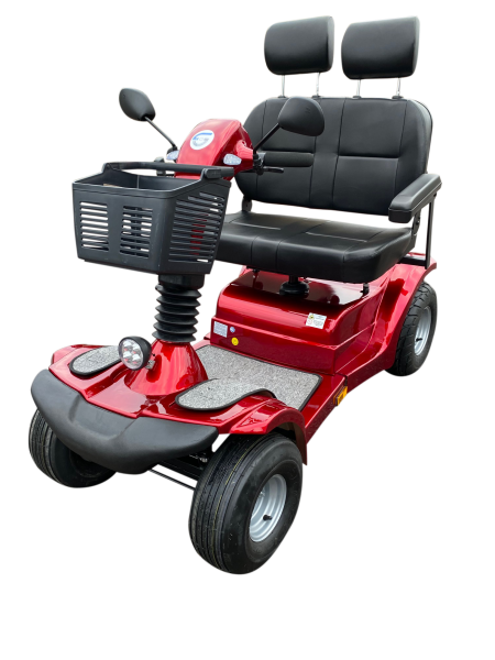 LG 4031X Seniorenmobil / Krankenfahrstuhl / Elektromobil / Scooter-Copy