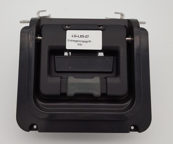 Entriegelungsgriff - Sitz für LG LX5