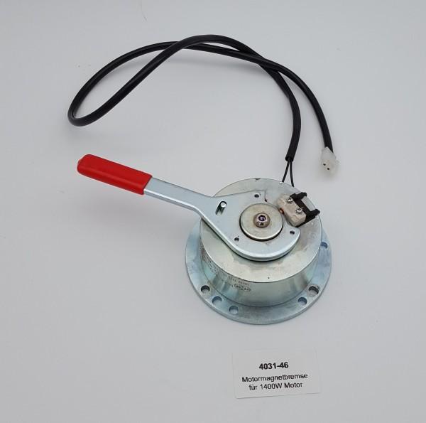 Magnetbremse - 1400 W Motor für LG 4030 / LG 4031 / LG 4031B