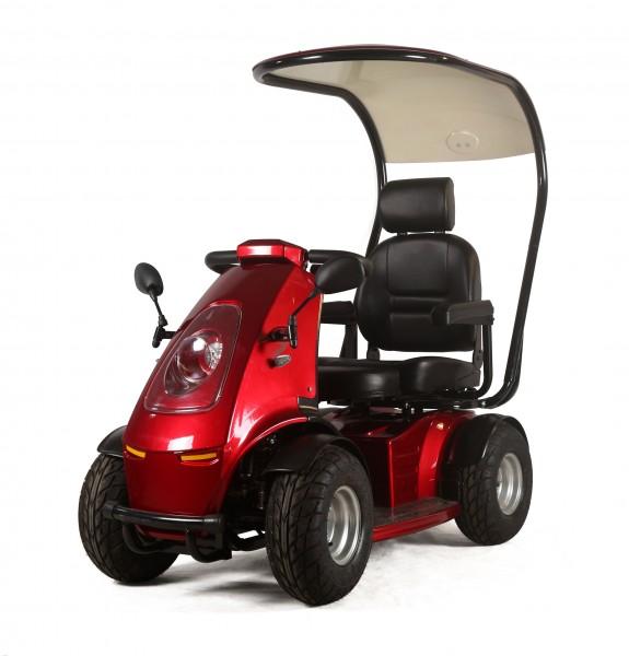 """L+G Scooter 4032 IRONMAN """"Elektromobil"""""""