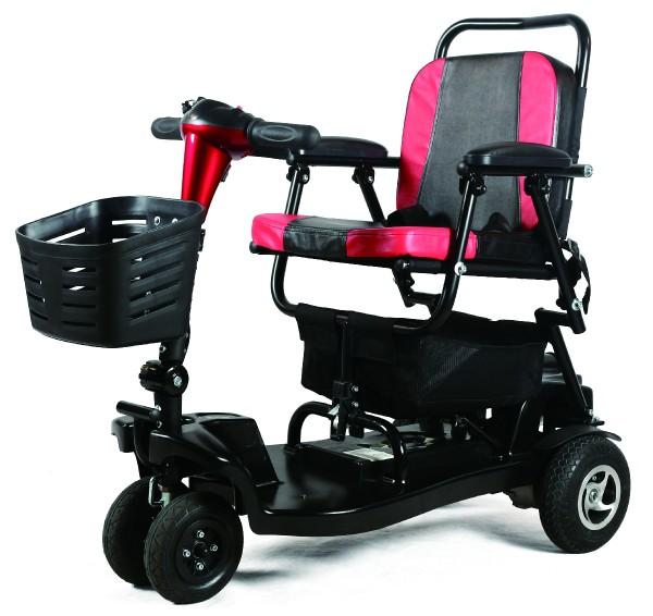 LG 4027 Seniorenmobil / Krankenfahrstuhl / Elektromobil / Scooter