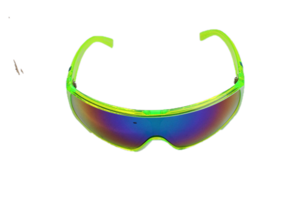 L+G Sonnenbrille Grün
