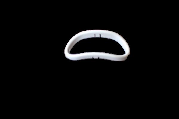 Kantenschutz -Lenkgelenk , weiß für S-Serie