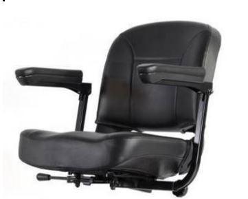 Sitz inkl. Armlehnen für LG4023