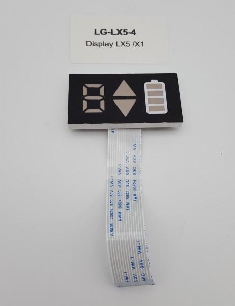 Display LG LX5