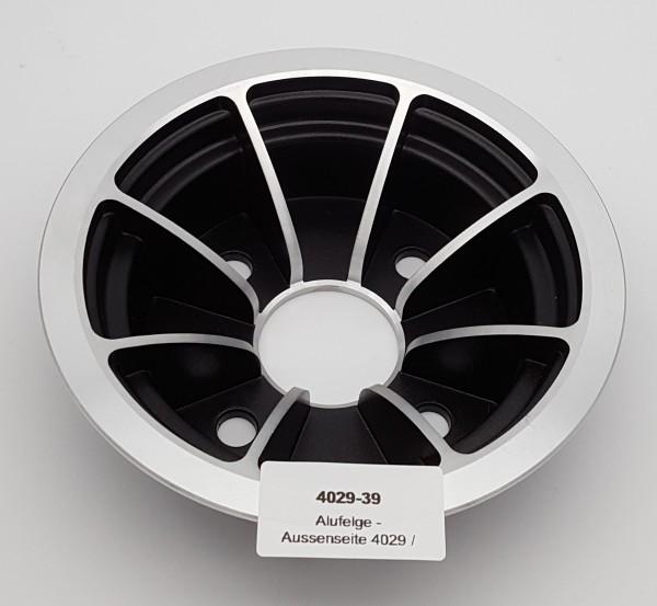 Alufelge - Außenseite für LG 4020 / LG 4029