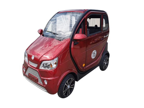 LG EV5 Deluxe Seniorenmobil / Krankenfahrstuhl / Elektromobil