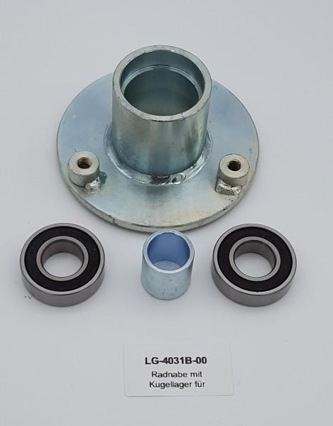 Radnabe mit Kugellager für LG 4030 / LG 4031 / LG 4031B