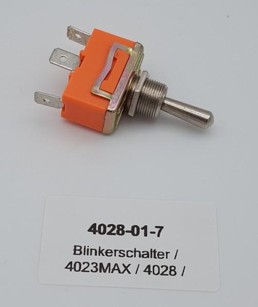 Blinkerschalter für LG 4023 Max / LG 4028 / LG 4031 / LG 4031B / LG 4032