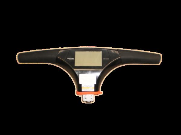 Lenker mit LED - Display kpl. schwarz für U3