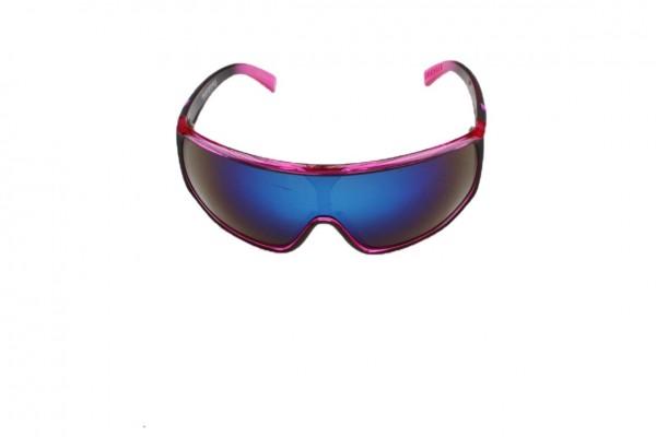 L+G Sonnenbrille Rot