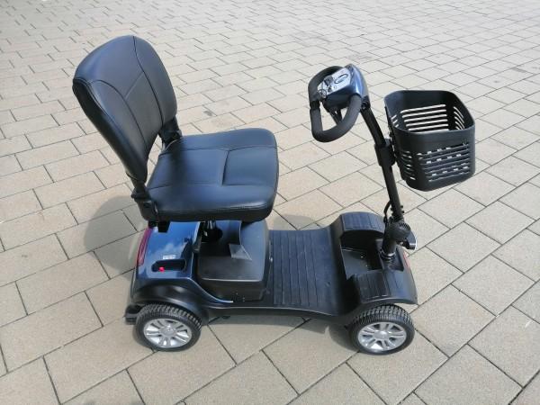 LG Elektromobil SW1000 Mobilitätshilfe Seniorenmobil 6 Km/h Blau